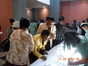 The 45th DEASA Annual Conference & General Meeting, Malawi, 2010
